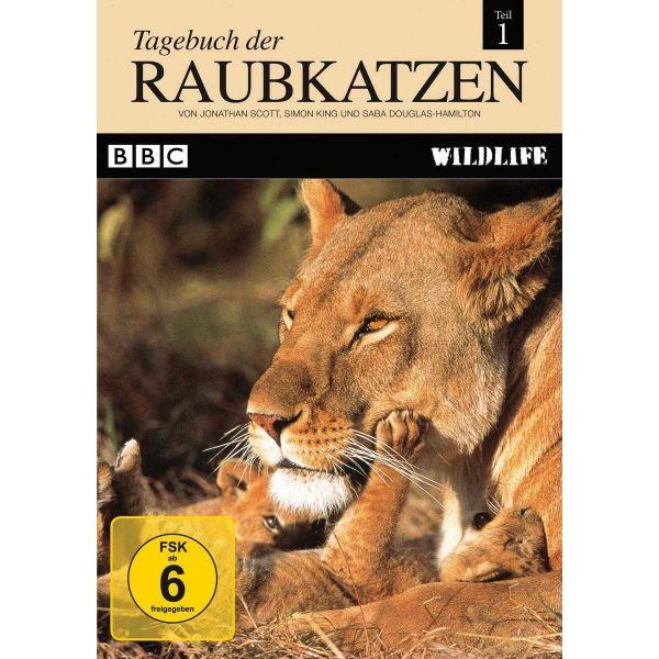 BBC Wildlife: Tagebuch der Raubkatzen (Teil 1)