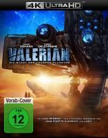 Valerian - Die Stadt der tausend Planeten-4K