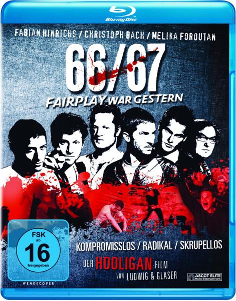 Image of 66/67 Fairplay war gestern Blu Ray