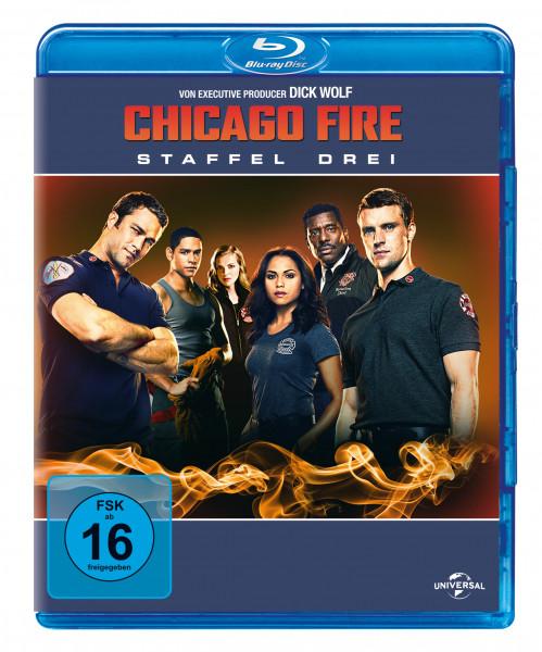 Chicago Fire -Staffel 3