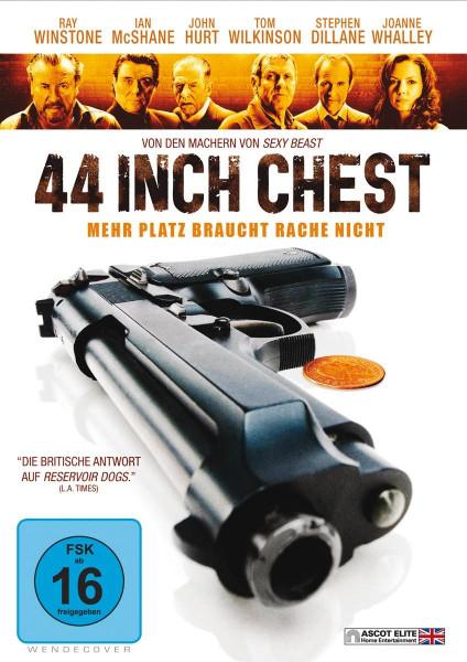 Image of 44 Inch Chest - Mehr Platz braucht Rache nicht