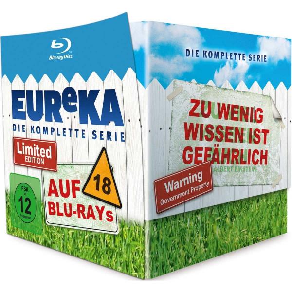 Eureka Gesamtbox Repl.