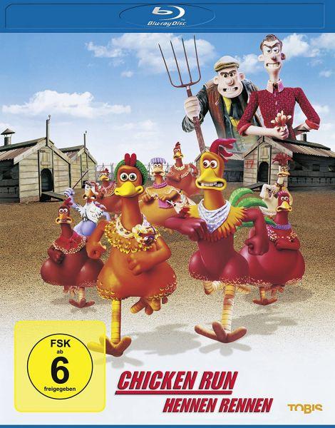 Image of Chicken Run - Hennen Rennen - BR