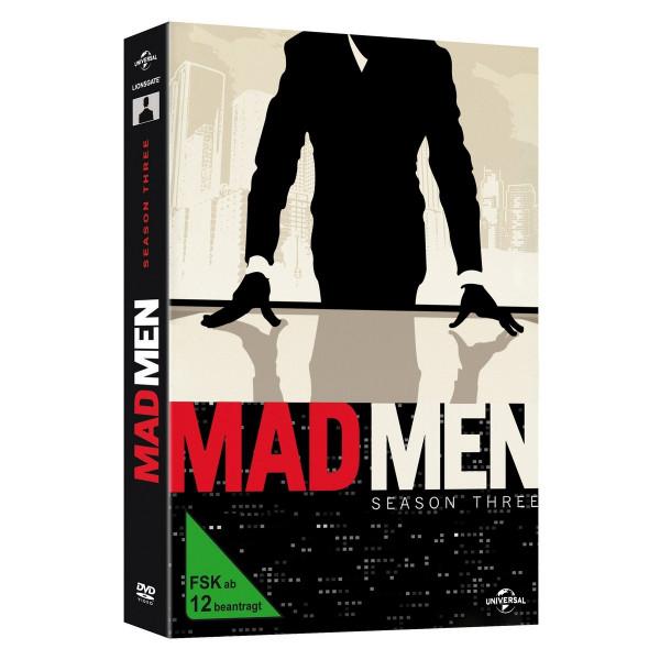 Mad Men Season 3 4Er