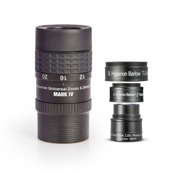 Image of Baader Hyperion Kit 8-24mm/Barlow 2.25x