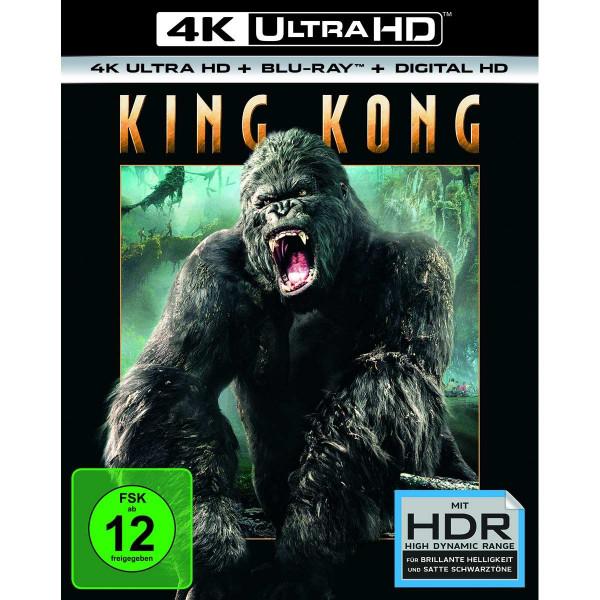 King Kong - 4K Uhd