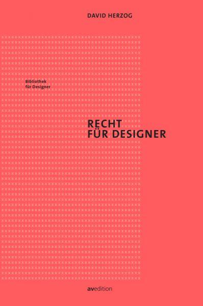 Image of Recht für Designer