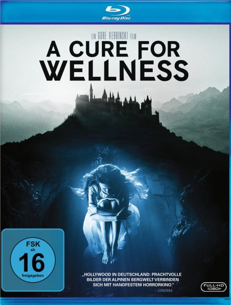 Image of A Cure for Wellness