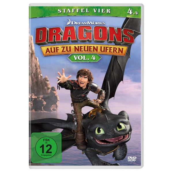 Dragons Auf Zu Neuen Ufern Season 4 V4