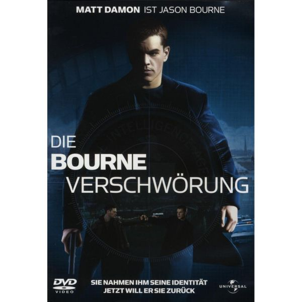 Bourne Verschwoerung