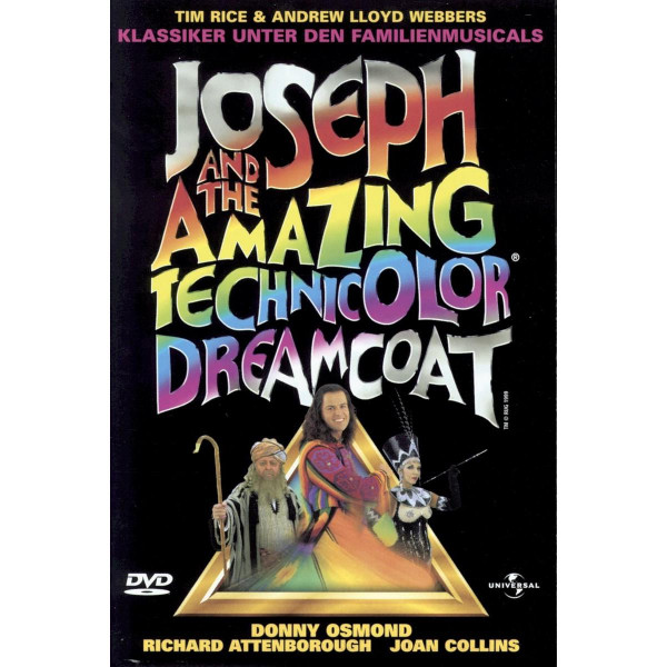 Joseph And The Amazing Techdvd Musik