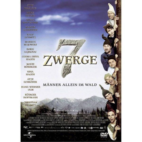 7 Zwerge 1 - Maenner Allein I Wa