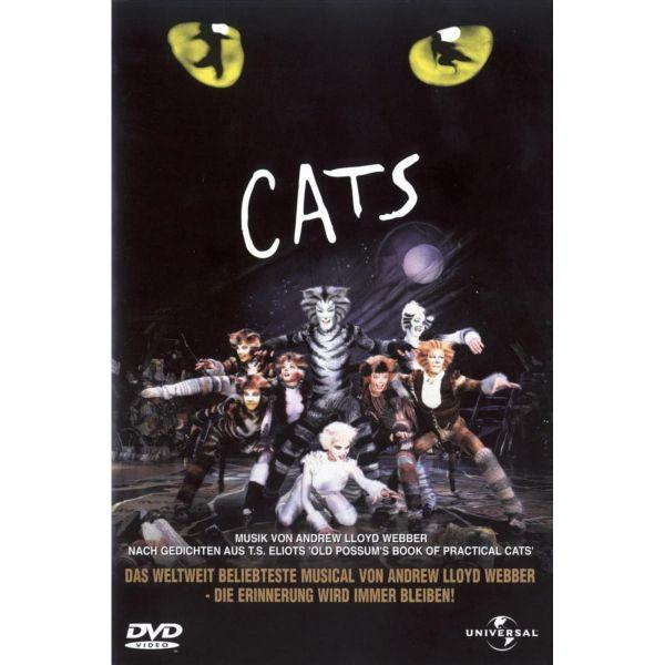 Cats - Musical Musik