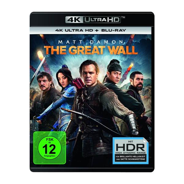 The Great Wall - 4K Uhd Duv