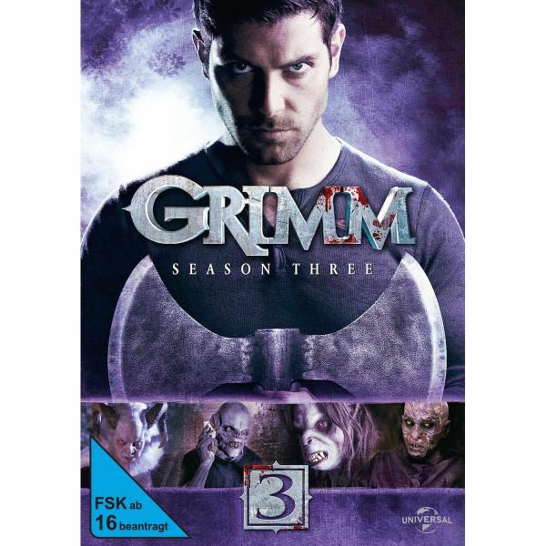 Grimm -Staffel 3