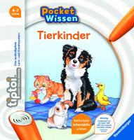 Ravensburger tiptoi® Pocket Wissen: Tierkinder - F20
