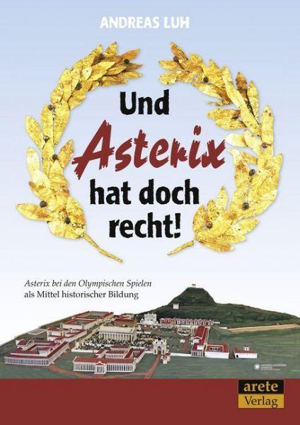 """Image of Und Asterix hat doch recht!: Asterix bei den Olympischen Spielen"""" als Mittel historischer Bildung"""""""