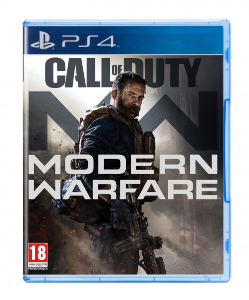 Image of Call of Duty: Modern Warfare, PS4