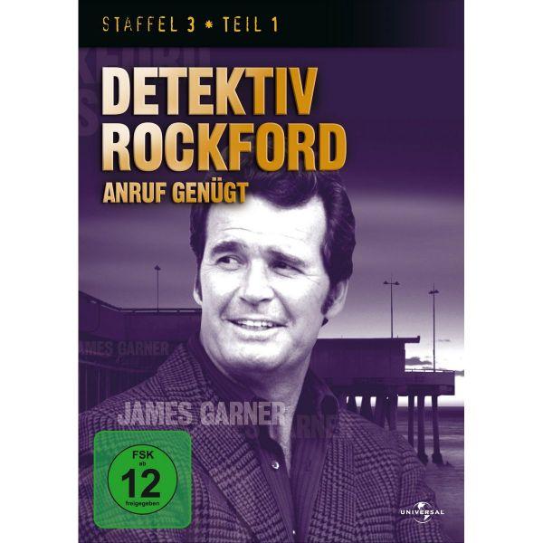 Detektiv Rockford Season 3.1 3Er Repl