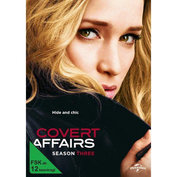 Covert Affairs -Staffel 3
