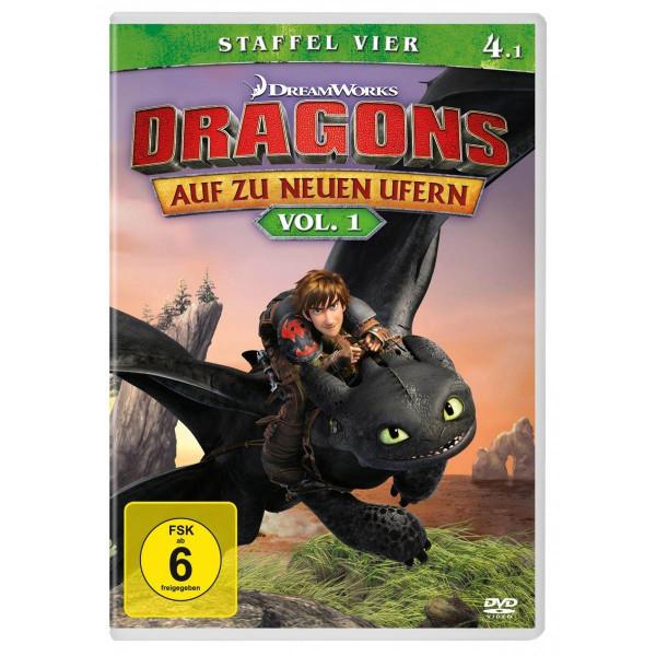 Dragons Auf Zu Neuen Ufern Season 4 V1