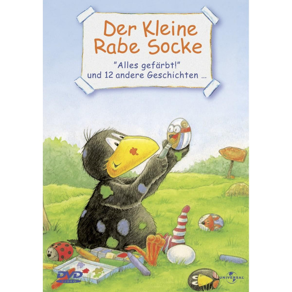 Kleine Rabe Socke 2