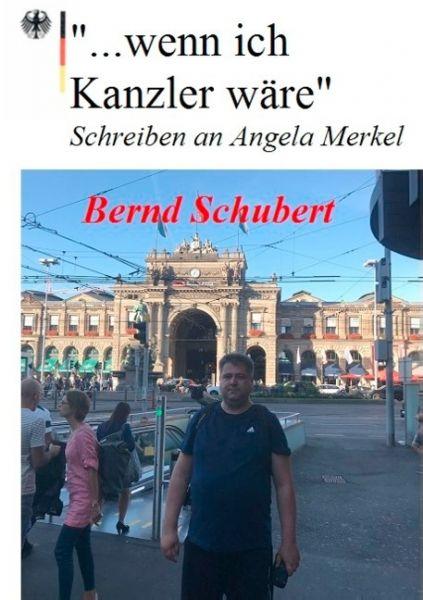 """Image of ... wenn ich Kanzler wäre"""": Schreiben an Angela Merkel"""""""