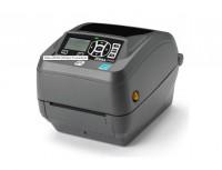 Etikettendr. ZD500 203dpi TT LAN Dispenser