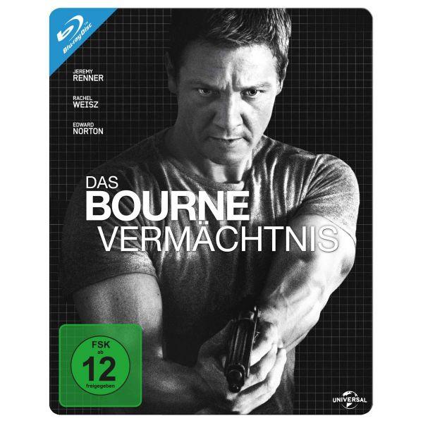 Das Bourne Vermaechtnis Steelbook