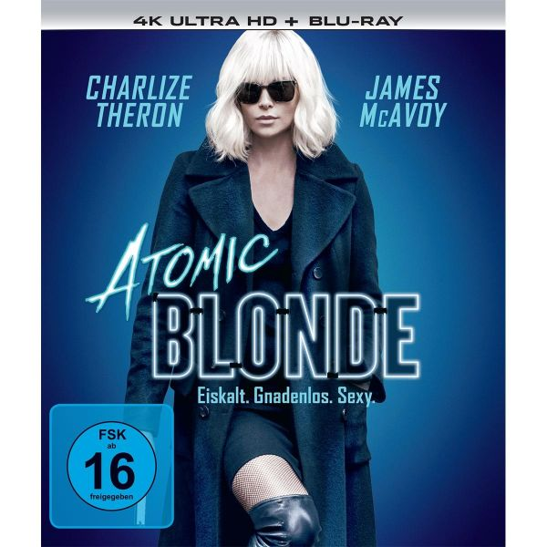Atomic Blonde 4K Uhd