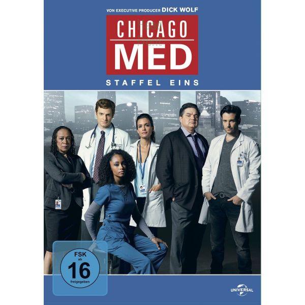 Chicago Med -Staffel 1