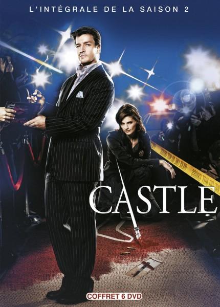 Image of Castle - Saison 2 (Französisch)