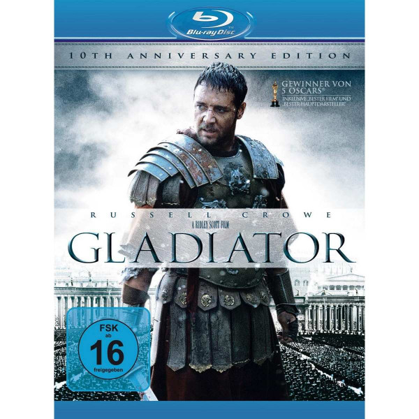 Gladiator 10Th Anniversary