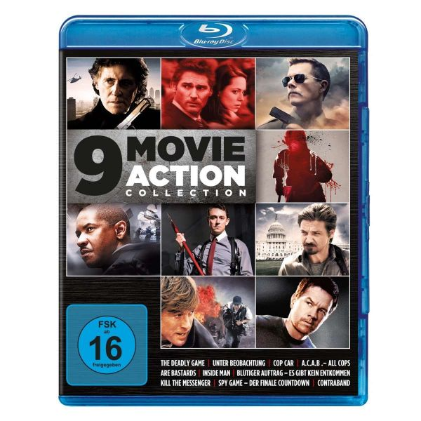 9 Movie Action Collection (Vol.2)