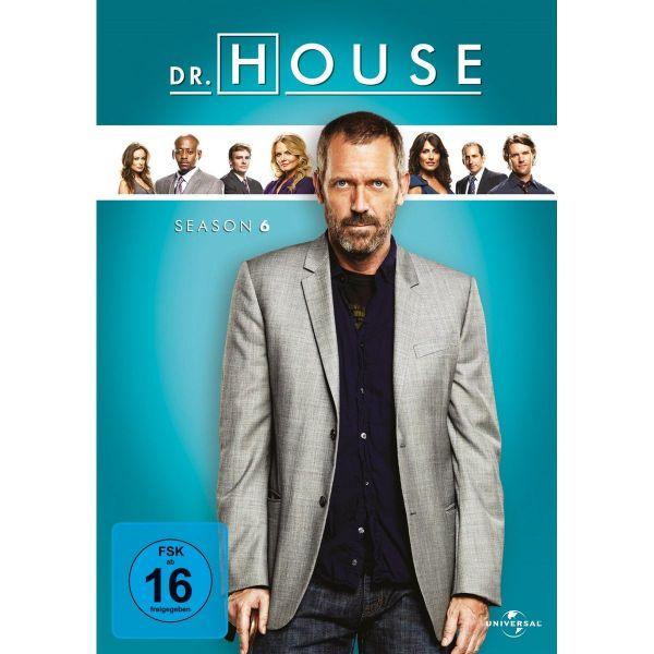 Dr. House Season 6 6Er Repl.