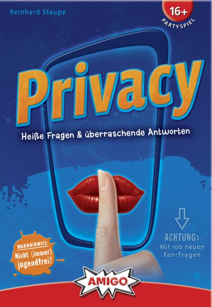 Image of Privacy Refresh (Spiel)
