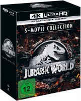 Jurassic World - 5-Movie Collection - 4K UHD
