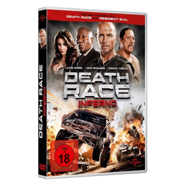 Death Race 3: Inferno Fsk18