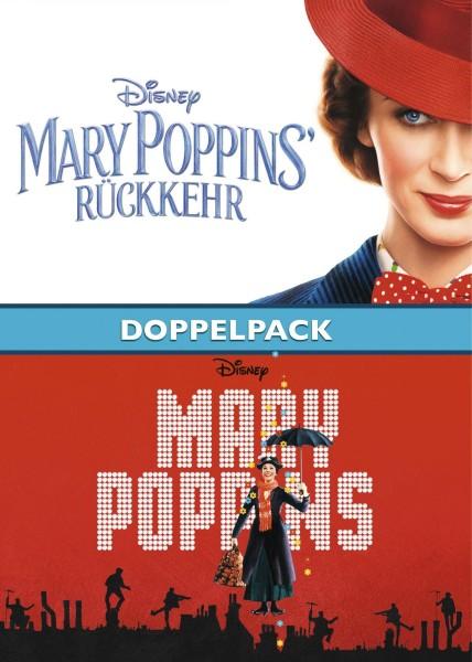Mary Poppins Rückkehr & Mary Poppins - Doppelpack