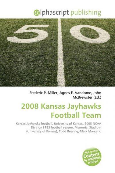 Image of 2008 Kansas Jayhawks Football Team