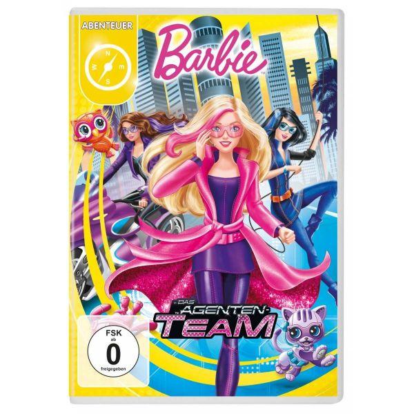 Barbie In: Das Agenten Team