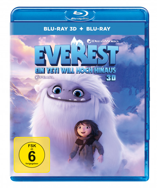 Everest - Yeti Will Hoch Hinaus 3D
