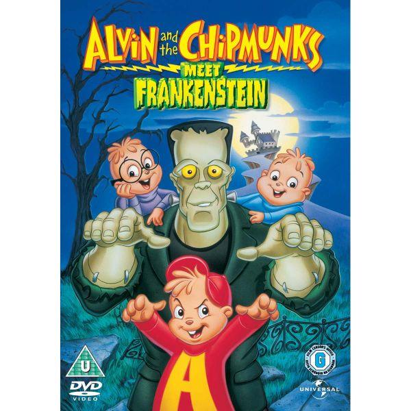 Alvin & Chipmunks -Ankenstein