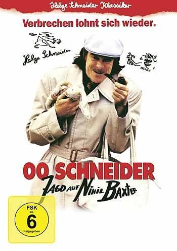 Image of 00 Schneider - Jagd auf Nihil Baxter