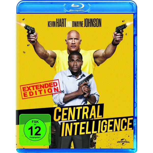 Central Intelligence Ext. Edt.