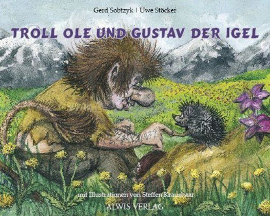 Image of Troll Ole und Gustav der Igel