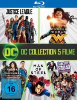 DC 5-Film-Collection