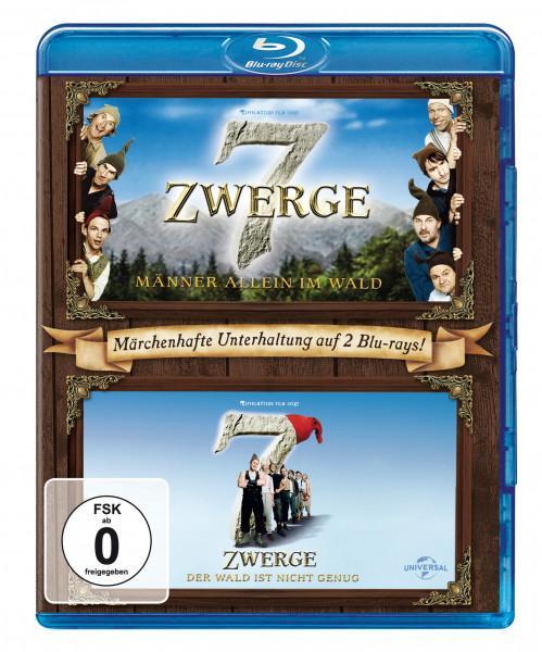 7 Zwerge/ 7 Zwerge Der Wald