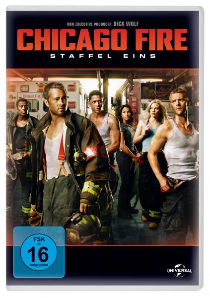 Chicago Fire -Staffel 1