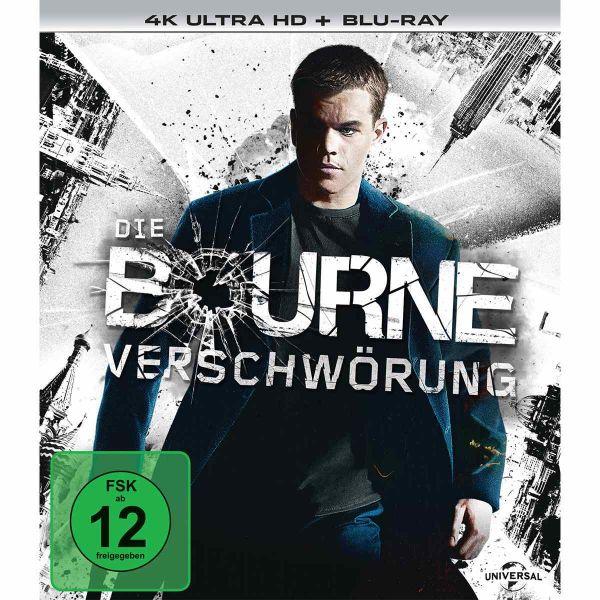 Die Bourne Verschwörung - 4K Uhd